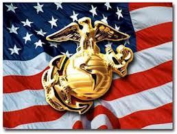 USMC & Flag
