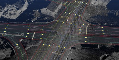 High-definition-map-for-autonomous-driving
